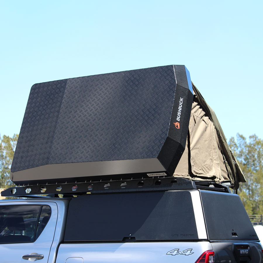 Roof Top Tent Mounting