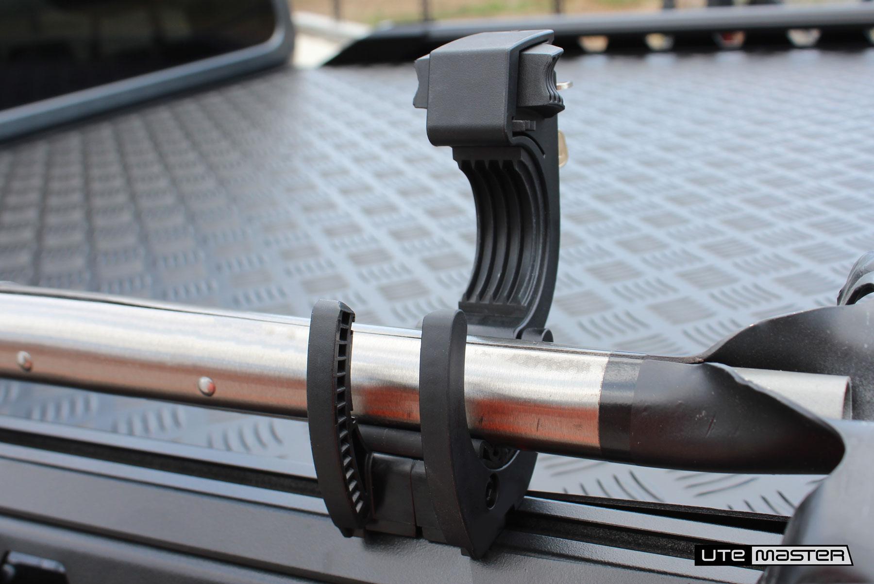 Tool Mount Kit for Utemaster Destroyer Side Rail Hard Lid