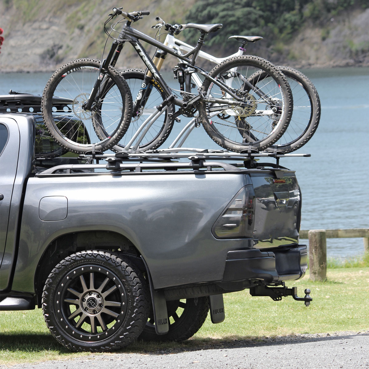 Frame Mount Bike Carriers for the Utemaster Load-Lid