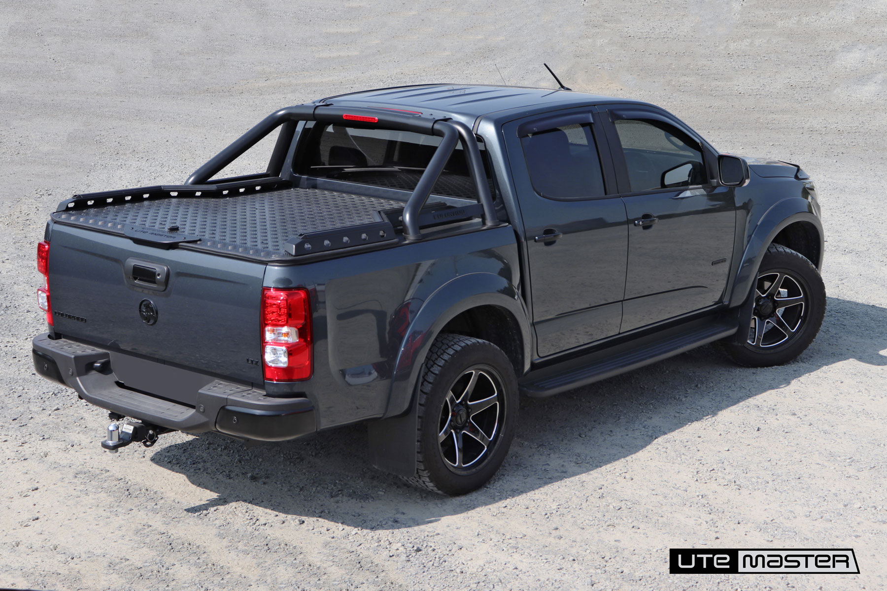 Holden Colorado Load Lid by Utemaster_Hard Lid_Tonneau Cover_Roller Shutter