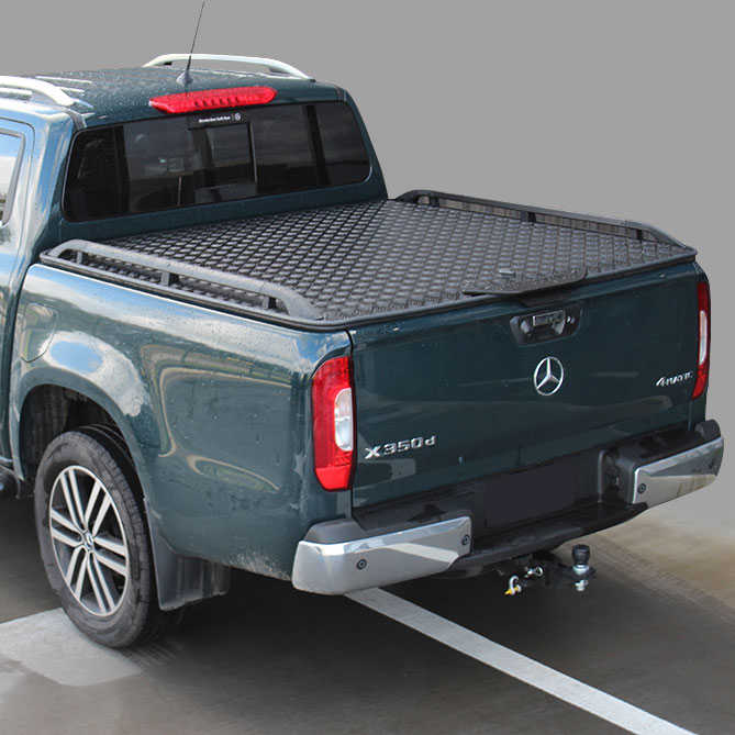 Ute Hard Lid to suit Mercedes-Benz X-Class