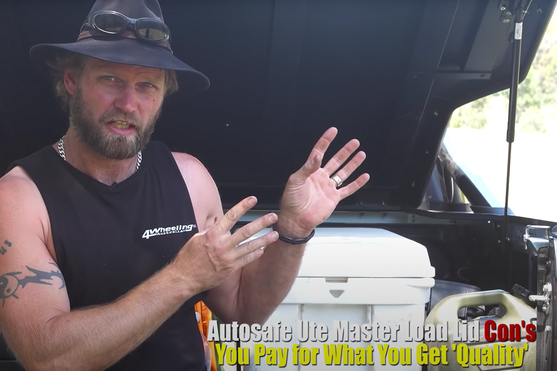 Pros Cons of a Ute Hard Lid